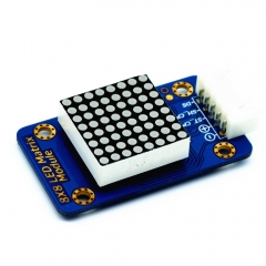 Adeept 74HC595-based 8x8 LED Dot Matrix Display Module for Arduino Raspberry Pi