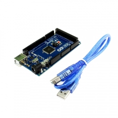 Adeept Arduino ATmega2560 ATMEGA-16U2 MEGA 2560 R3 Board with USB Cable