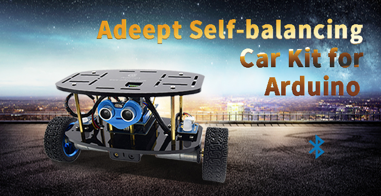 Self-Balancing Upright Car Robot
