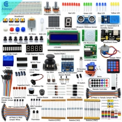 Adeept Ultimate Starter Kit for Arduino Mega2560 LCD1602 NO 2560 Board
