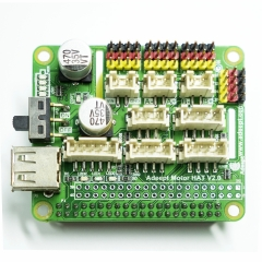 Adeept Motor HAT for Raspberry Pi | Smart Robot Car Driver