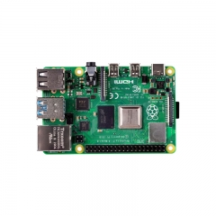 Raspberry Pi 4 Model B Quad Core 64 Bit WiFi Bluetooth (4GB)
