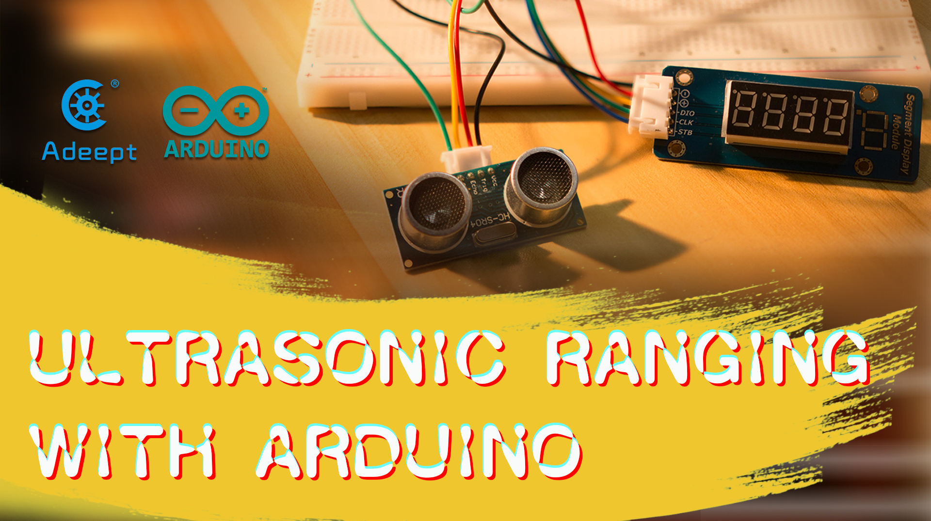 [Arduino] Achieve ultrasonic ranging, stable performance and accurate measuring distance