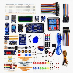 Adeept RFID Starter Kit for Arduino MEGA 2560 with Ardublock Book Processing and PDF Guidebook